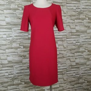 Gourgeous Shift Dress with 1/2 sleeves